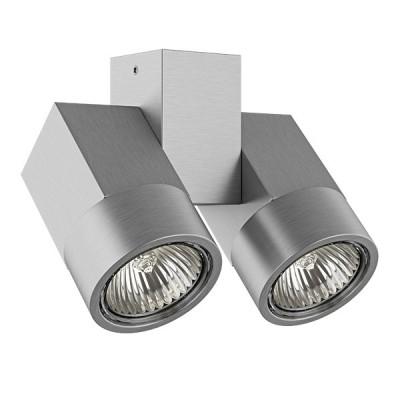 Lightstar ILLUMO 51039 СветильникДвойные<br>Светильники-споты – это оригинальные изделия с современным дизайном. Они позволяют не ограничивать свою фантазию при выборе освещения для интерьера. Такие модели обеспечивают достаточно качественный свет. Благодаря компактным размерам Вы можете использовать несколько спотов для одного помещения. <br>Интернет-магазин «Светодом» предлагает необычный светильник-спот Lightstar 51039 по привлекательной цене. Эта модель станет отличным дополнением к люстре, выполненной в том же стиле. Перед оформлением заказа изучите характеристики изделия. <br>Купить светильник-спот Lightstar 51039 в нашем онлайн-магазине Вы можете либо с помощью формы на сайте, либо по указанным выше телефонам. Обратите внимание, что у нас склады не только в Москве и Екатеринбурге, но и других городах России.<br><br>Тип лампы: галогенная/LED<br>Тип цоколя: GU10<br>Количество ламп: 2<br>Ширина, мм: 142<br>MAX мощность ламп, Вт: 50<br>Глубина, мм: 57<br>Размеры: W42 H115 L129, врезные размеры<br>Высота, мм: 120<br>Оттенок (цвет): стальной<br>Цвет арматуры: серебристый