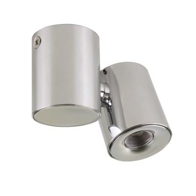 Lightstar PUNTO 51124 СветильникОдиночные<br>Светильники-споты – это оригинальные изделия с современным дизайном. Они позволяют не ограничивать свою фантазию при выборе освещения для интерьера. Такие модели обеспечивают достаточно качественный свет. Благодаря компактным размерам Вы можете использовать несколько спотов для одного помещения. <br>Интернет-магазин «Светодом» предлагает необычный светильник-спот Lightstar 51124 по привлекательной цене. Эта модель станет отличным дополнением к люстре, выполненной в том же стиле. Перед оформлением заказа изучите характеристики изделия. <br>Купить светильник-спот Lightstar 51124 в нашем онлайн-магазине Вы можете либо с помощью формы на сайте, либо по указанным выше телефонам. Обратите внимание, что у нас склады не только в Москве и Екатеринбурге, но и других городах России.<br><br>S освещ. до, м2: 2<br>Тип лампы: LED<br>Тип цоколя: LED<br>Цвет арматуры: серебристый<br>Ширина, мм: 85<br>Глубина, мм: 40<br>Высота, мм: 67<br>Оттенок (цвет): ХРОМ<br>MAX мощность ламп, Вт: 3