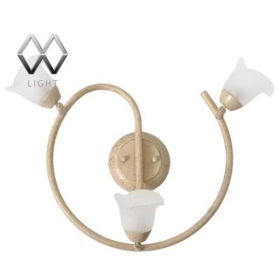Люстра Mw light 512020203 АдельПоворотные<br>Металлическое основание, окрашенное вручную, стеклянные плафоны.<br><br>Установка на натяжной потолок: Ограничено<br>S освещ. до, м2: 8<br>Рекомендуемые колбы ламп: пальчиковая<br>Крепление: Планка<br>Цветовая t, К: 2800-3200 K<br>Тип лампы: галогенная / LED-светодиодная<br>Тип цоколя: G9<br>Количество ламп: 3<br>Ширина, мм: 330<br>MAX мощность ламп, Вт: 40<br>Длина, мм: 370<br>Высота, мм: 150<br>Поверхность арматуры: матовый, рельефный<br>Цвет арматуры: бежевый<br>Общая мощность, Вт: 120