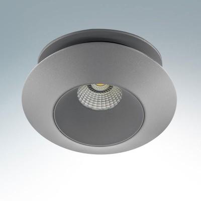 Светильник Lightstar 51209 ORBEСветодиодные круглые светильники<br>Встраиваемые светильники – популярное осветительное оборудование, которое можно использовать в качестве основного источника или в дополнение к люстре. Они позволяют создать нужную атмосферу атмосферу и привнести в интерьер уют и комфорт. <br> Интернет-магазин «Светодом» предлагает стильный встраиваемый светильник Lightstar 51209. Данная модель достаточно универсальна, поэтому подойдет практически под любой интерьер. Перед покупкой не забудьте ознакомиться с техническими параметрами, чтобы узнать тип цоколя, площадь освещения и другие важные характеристики. <br> Приобрести встраиваемый светильник Lightstar 51209 в нашем онлайн-магазине Вы можете либо с помощью «Корзины», либо по контактным номерам. Мы развозим заказы по Москве, Екатеринбургу и остальным российским городам.<br><br>Цветовая t, К: 4000<br>Тип лампы: LED - светодиодная<br>Тип цоколя: LED<br>Цвет арматуры: серый<br>Диаметр, мм мм: 130<br>Диаметр врезного отверстия, мм: 100<br>MAX мощность ламп, Вт: 15