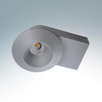 Lightstar ORBE 51219 СветильникДекоративные<br>Настенно-потолочные светильники – это универсальные осветительные варианты, которые подходят для вертикального и горизонтального монтажа. В интернет-магазине «Светодом» Вы можете приобрести подобные модели по выгодной стоимости. В нашем каталоге представлены как бюджетные варианты, так и эксклюзивные изделия от производителей, которые уже давно заслужили доверие дизайнеров и простых покупателей.  Настенно-потолочный светильник Lightstar 51219 станет прекрасным дополнением к основному освещению. Благодаря качественному исполнению и применению современных технологий при производстве эта модель будет радовать Вас своим привлекательным внешним видом долгое время. Приобрести настенно-потолочный светильник Lightstar 51219 можно, находясь в любой точке России.<br><br>S освещ. до, м2: 6<br>Тип лампы: LED<br>Тип цоколя: LED<br>Цвет арматуры: серый<br>Количество ламп: 1<br>Ширина, мм: 130<br>Длина, мм: 200<br>Высота, мм: 117<br>MAX мощность ламп, Вт: 15