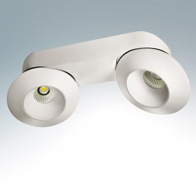 Lightstar ORBE 51226 СветильникДвойные<br>Светильники-споты – это оригинальные изделия с современным дизайном. Они позволяют не ограничивать свою фантазию при выборе освещения для интерьера. Такие модели обеспечивают достаточно качественный свет. Благодаря компактным размерам Вы можете использовать несколько спотов для одного помещения.  Интернет-магазин «Светодом» предлагает необычный светильник-спот Lightstar 51226 по привлекательной цене. Эта модель станет отличным дополнением к люстре, выполненной в том же стиле. Перед оформлением заказа изучите характеристики изделия.  Купить светильник-спот Lightstar 51226 в нашем онлайн-магазине Вы можете либо с помощью формы на сайте, либо по указанным выше телефонам. Обратите внимание, что у нас склады не только в Москве и Екатеринбурге, но и других городах России.<br><br>Цветовая t, К: 4000К<br>Тип лампы: LED<br>Тип цоколя: LED<br>Ширина, мм: 260<br>MAX мощность ламп, Вт: 32<br>Длина, мм: 95<br>Высота, мм: 80