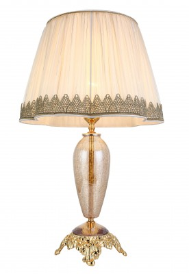 Настольная лампа Divinare 5123/01 TL-1классические настольные лампы<br>Настольная лампа Divinare 5123/01 TL-1 обеспечит равномерное распределение света на столе. При выборе обратите внимание на характеристики, позволяющие приобрести наиболее подходящую модель люстры или торшера из аналогичной коллекции и в той же цветовой гамме, что сделает помещение по-дизайнерски профессиональным и законченным.
