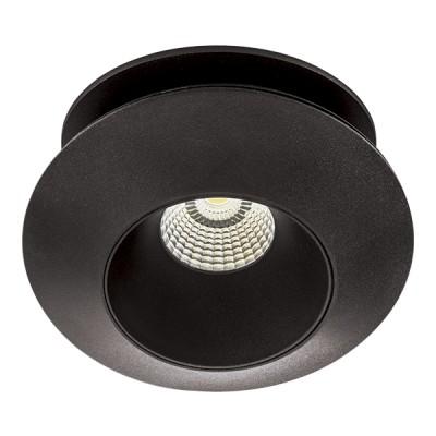 Светильник Lightstar 51307 ORBEКруглые встраиваемые светильники<br>Крепление: d90 h30 ; Внешние габариты: D130 H45 ; Материал - основание/плафон: металл; Цвет-основание/плафон: черный; Лампа: LED 15W, Световой поток: 1240LM; Угол рассеивания: 60G; 3000К; Транcформатор в комплекте<br><br>Крепление: Пружинное<br>Цветовая t, К: 3000K<br>Тип лампы: LED - светодиодная<br>Тип цоколя: LED<br>Цвет арматуры: черный<br>Количество ламп: 1<br>Диаметр, мм мм: 130<br>Высота полная, мм: 45<br>Диаметр врезного отверстия, мм: 90<br>Поверхность арматуры: матовая<br>Оттенок (цвет): черный<br>MAX мощность ламп, Вт: 15<br>Общая мощность, Вт: 150