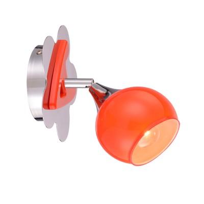 Светильник Colosseo 51603/1 NANNIОдиночные<br>Светильники-споты – это оригинальные изделия с современным дизайном. Они позволяют не ограничивать свою фантазию при выборе освещения для интерьера. Такие модели обеспечивают достаточно качественный свет. Благодаря компактным размерам Вы можете использовать несколько спотов для одного помещения. <br>Интернет-магазин «Светодом» предлагает необычный светильник-спот Colosseo 51603/1 по привлекательной цене. Эта модель станет отличным дополнением к люстре, выполненной в том же стиле. Перед оформлением заказа изучите характеристики изделия. <br>Купить светильник-спот Colosseo 51603/1 в нашем онлайн-магазине Вы можете либо с помощью формы на сайте, либо по указанным выше телефонам. Обратите внимание, что у нас склады не только в Москве и Екатеринбурге, но и других городах России.<br><br>S освещ. до, м2: 3<br>Тип лампы: накаливания / энергосбережения / LED-светодиодная<br>Тип цоколя: E14<br>Количество ламп: 1<br>Ширина, мм: 150<br>Диаметр, мм мм: 150<br>Длина, мм: 150<br>Высота, мм: 200<br>MAX мощность ламп, Вт: 60
