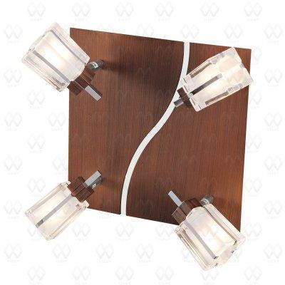 Светильник поворотный спот De markt 518021004 ЛайнС 4 лампами<br>Светильники-споты – это оригинальные изделия с современным дизайном. Они позволяют не ограничивать свою фантазию при выборе освещения для интерьера. Такие модели обеспечивают достаточно качественный свет. Благодаря компактным размерам Вы можете использовать несколько спотов для одного помещения.  Интернет-магазин «Светодом» предлагает необычный светильник-спот De Markt 518021004 по привлекательной цене. Эта модель станет отличным дополнением к люстре, выполненной в том же стиле. Перед оформлением заказа изучите характеристики изделия.  Купить светильник-спот De Markt 518021004 в нашем онлайн-магазине Вы можете либо с помощью формы на сайте, либо по указанным выше телефонам. Обратите внимание, что у нас склады не только в Москве и Екатеринбурге, но и других городах России.<br><br>S освещ. до, м2: 2<br>Тип лампы: галогенная / LED-светодиодная<br>Тип цоколя: G9<br>Количество ламп: 4<br>Ширина, мм: 300<br>MAX мощность ламп, Вт: 40<br>Длина, мм: 300<br>Высота, мм: 140<br>Цвет арматуры: серебристый