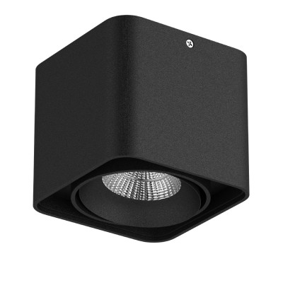 Lightstar MONOCCO 52117 СветильникДекоративные<br>Настенно-потолочные светильники – это универсальные осветительные варианты, которые подходят для вертикального и горизонтального монтажа. В интернет-магазине «Светодом» Вы можете приобрести подобные модели по выгодной стоимости. В нашем каталоге представлены как бюджетные варианты, так и эксклюзивные изделия от производителей, которые уже давно заслужили доверие дизайнеров и простых покупателей. <br>Настенно-потолочный светильник Lightstar 52117 станет прекрасным дополнением к основному освещению. Благодаря качественному исполнению и применению современных технологий при производстве эта модель будет радовать Вас своим привлекательным внешним видом долгое время. <br>Приобрести настенно-потолочный светильник Lightstar 52117 можно, находясь в любой точке России.<br><br>S освещ. до, м2: 4<br>Тип лампы: LED<br>Тип цоколя: LED<br>Цвет арматуры: черный<br>Количество ламп: 1<br>Ширина, мм: 100<br>Длина, мм: 100<br>Высота, мм: 90<br>MAX мощность ламп, Вт: 10
