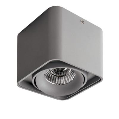 Lightstar MONOCCO 52119 СветильникДекоративные<br>Настенно-потолочные светильники – это универсальные осветительные варианты, которые подходят для вертикального и горизонтального монтажа. В интернет-магазине «Светодом» Вы можете приобрести подобные модели по выгодной стоимости. В нашем каталоге представлены как бюджетные варианты, так и эксклюзивные изделия от производителей, которые уже давно заслужили доверие дизайнеров и простых покупателей. <br>Настенно-потолочный светильник Lightstar 52119 станет прекрасным дополнением к основному освещению. Благодаря качественному исполнению и применению современных технологий при производстве эта модель будет радовать Вас своим привлекательным внешним видом долгое время. <br>Приобрести настенно-потолочный светильник Lightstar 52119 можно, находясь в любой точке России.<br><br>S освещ. до, м2: 4<br>Цветовая t, К: 4000<br>Тип лампы: LED<br>Тип цоколя: LED<br>Цвет арматуры: серый<br>Количество ламп: 1<br>Ширина, мм: 100<br>Длина, мм: 100<br>Высота, мм: 90<br>MAX мощность ламп, Вт: 10