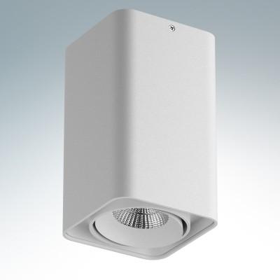 Lightstar MONOCCO 52136 СветильникОдиночные<br><br><br>Тип товара: Светильник<br>Тип лампы: LED<br>Тип цоколя: LED<br>Ширина, мм: 100<br>MAX мощность ламп, Вт: 10<br>Длина, мм: 100<br>Высота, мм: 170