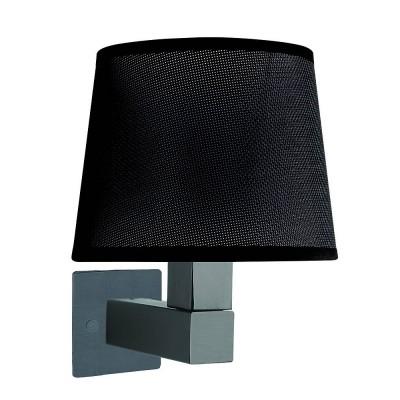 Настенный светильник бра Mantra 5235+5238+5171 BAHIAсовременные бра модерн<br><br><br>Тип лампы: Накаливания / энергосбережения / светодиодная<br>Тип цоколя: E27<br>Цвет арматуры: коричневый<br>Количество ламп: 1<br>Ширина, мм: 200<br>Высота, мм: 334<br>MAX мощность ламп, Вт: 40