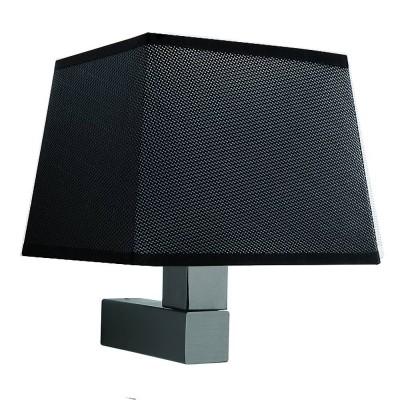 Настенный светильник бра Mantra 5235+5240 BAHIAсовременные бра модерн<br><br><br>Тип лампы: Накаливания / энергосбережения / светодиодная<br>Тип цоколя: E27<br>Цвет арматуры: коричневый<br>Количество ламп: 1<br>Ширина, мм: 200<br>Расстояние от стены, мм: 215<br>Высота, мм: 227<br>MAX мощность ламп, Вт: 13