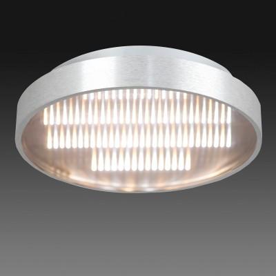 Потолочный светильник Mantra 5344 REFLEXкруглые светильники<br>Настенно-потолочные светильники – это универсальные осветительные варианты, которые подходят для вертикального и горизонтального монтажа. В интернет-магазине «Светодом» Вы можете приобрести подобные модели по выгодной стоимости. В нашем каталоге представлены как бюджетные варианты, так и эксклюзивные изделия от производителей, которые уже давно заслужили доверие дизайнеров и простых покупателей.  Настенно-потолочный светильник Mantra 5344 станет прекрасным дополнением к основному освещению. Благодаря качественному исполнению и применению современных технологий при производстве эта модель будет радовать Вас своим привлекательным внешним видом долгое время. Приобрести настенно-потолочный светильник Mantra 5344 можно, находясь в любой точке России.<br><br>S освещ. до, м2: 7<br>Цветовая t, К: 3000K<br>Тип лампы: LED (входят в комплект)<br>Тип цоколя: LED<br>Цвет арматуры: серебристый<br>Диаметр, мм мм: 292<br>Высота, мм: 70<br>MAX мощность ламп, Вт: 18