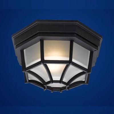 Eglo LATERNA 7 5389 светильник уличныйПотолочные<br>Парковые светильники EGLO LATERNA 7 (IP54, IP33 и IP44) — светильники для наружного освещения. Светильник 1 имеет степень защиты IP54 (пылезащищенный, с защитой от капель и брызг)  светильник 2 — степень защиты IP33 (защита от твердых тел gt;  2.5 мм, защита от дождя)  светильник 3 — степень защиты IP44 (защита от твердых тел gt;  1 мм, защита от капель и брызг). В светильниках 1, 3 используется прозрачный пластик, плафон светильника 2 — из высококачественного матированного стекла. Арматура из алюминия. Светильники 1, 2 рассчитаны на обычную лампу E27 100W max, светильник 3 — на лампу E27 60W m<br><br>Тип лампы: накаливания / энергосбережения / LED-светодиодная<br>Тип цоколя: E27<br>MAX мощность ламп, Вт: 60<br>Диаметр, мм мм: 230<br>Расстояние от стены, мм: 140<br>Оттенок (цвет): белый<br>Цвет арматуры: черный<br>Общая мощность, Вт: 2
