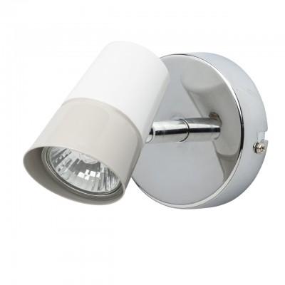 Светильник Mw-light 542020401Одиночные<br><br><br>Тип лампы: галогенная/LED<br>Тип цоколя: GU10<br>Цвет арматуры: серебристый<br>Количество ламп: 1<br>Ширина, мм: 90<br>Длина, мм: 90<br>Высота, мм: 150<br>MAX мощность ламп, Вт: 50