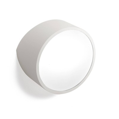 Настенный светильник бра Mantra 5482 MINIУличные настенные светильники<br><br><br>Тип лампы: LED (не входят в комплект)<br>Тип цоколя: G9<br>Цвет арматуры: белый<br>Количество ламп: 2<br>Диаметр, мм мм: 165<br>Длина, мм: 113<br>Высота, мм: 178