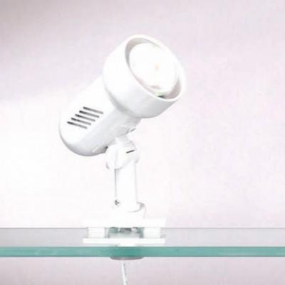 Светильник Globo 5496 BasicНа прищепке<br><br><br>S освещ. до, м2: 3<br>Тип товара: Настольная лампа<br>Скидка, %: 21<br>Тип лампы: накал-я - энергосбер-я<br>Тип цоколя: E27 R63<br>Количество ламп: 1<br>Ширина, мм: 160<br>MAX мощность ламп, Вт: 40<br>Длина, мм: 155<br>Высота, мм: 210<br>Цвет арматуры: белый