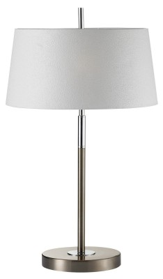 Светильник MarkSlojd  LampGustaf 550009Современные<br>Настольная лампа – это не просто источник дополнительного освещения, но и оригинальный элемент декора. Его можно установить в спальне, гостиной, кабинете и других комнатах. Интернет-магазин «Светодом» предлагает настольные лампы разных стилей по доступным ценам. Благодаря большому ассортименту Вы обязательно найдете в нашем каталоге именно ту модель, которую искали.   Настольная лампа MarkSlojd 550009 – прекрасный вариант для завершения интерьера. Ее можно включить одновременно с люстрой для более яркого освещения или без нее для создания уютной атмосферы, настраивающей на отдых.   Купить настольную лампу MarkSlojd 550009 Вы можете с помощью виртуальной «Корзины» или по контактным номерам, указанным на сайте.<br><br>Тип лампы: Накаливания / энергосбережения / светодиодная<br>Тип цоколя: E14<br>Количество ламп: 3<br>MAX мощность ламп, Вт: 40<br>Диаметр, мм мм: 380<br>Высота, мм: 650<br>Цвет арматуры: серебристый