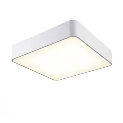 Подвесной светильник Mantra 5502 CUMBUCOквадратные светильники<br>Настенно-потолочные светильники – это универсальные осветительные варианты, которые подходят для вертикального и горизонтального монтажа. В интернет-магазине «Светодом» Вы можете приобрести подобные модели по выгодной стоимости. В нашем каталоге представлены как бюджетные варианты, так и эксклюзивные изделия от производителей, которые уже давно заслужили доверие дизайнеров и простых покупателей. <br>Настенно-потолочный светильник Mantra 5502 станет прекрасным дополнением к основному освещению. Благодаря качественному исполнению и применению современных технологий при производстве эта модель будет радовать Вас своим привлекательным внешним видом долгое время. <br>Приобрести настенно-потолочный светильник Mantra 5502 можно, находясь в любой точке России.<br><br>S освещ. до, м2: 14<br>Цветовая t, К: CW - холодный белый 4000 К<br>Тип лампы: LED (входят в комплект)<br>Тип цоколя: LED<br>Цвет арматуры: белый<br>Ширина, мм: 400<br>Длина, мм: 400<br>Высота, мм: 100<br>MAX мощность ламп, Вт: 35