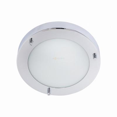 Светильник настенно-потолочный Lussole LSL-5512-01 ACQUAкруглые светильники<br>Настенно потолочный светильник Lussole (Люссоль) LSL-5512-01  подходит как для установки в вертикальном положении - на стены, так и для установки в горизонтальном - на потолок. Для установки настенно потолочных светильников на натяжной потолок необходимо использовать светодиодные лампы LED, которые экономнее ламп Ильича (накаливания) в 10 раз, выделяют мало тепла и не дадут расплавиться Вашему потолку.