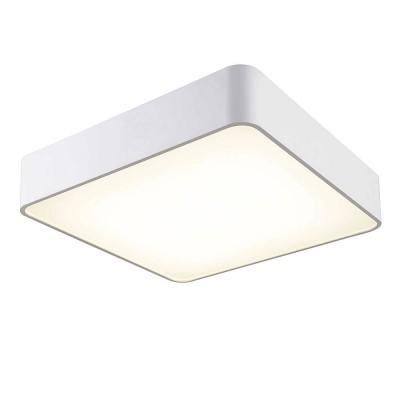 Подвесной светильник Mantra 5513 CUMBUCOпотолочные светильники<br><br><br>S освещ. до, м2: 32<br>Цветовая t, К: CW - холодный белый 4000 К<br>Тип лампы: LED (входят в комплект)<br>Тип цоколя: LED<br>Цвет арматуры: белый<br>Ширина, мм: 600<br>Длина, мм: 600<br>Высота, мм: 100<br>MAX мощность ламп, Вт: 80