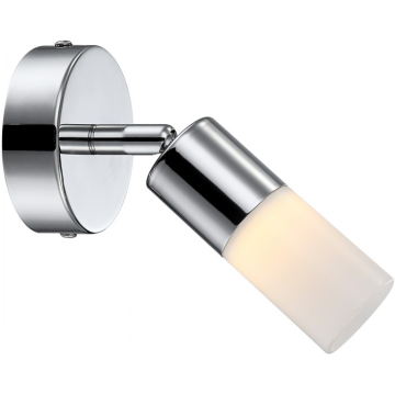 Светильник Globo 56216-1 SpinaОдиночные<br>Светильники-споты – это оригинальные изделия с современным дизайном. Они позволяют не ограничивать свою фантазию при выборе освещения для интерьера. Такие модели обеспечивают достаточно качественный свет. Благодаря компактным размерам Вы можете использовать несколько спотов для одного помещения.  Интернет-магазин «Светодом» предлагает необычный светильник-спот Globo 56216-1 по привлекательной цене. Эта модель станет отличным дополнением к люстре, выполненной в том же стиле. Перед оформлением заказа изучите характеристики изделия.  Купить светильник-спот Globo 56216-1 в нашем онлайн-магазине Вы можете либо с помощью формы на сайте, либо по указанным выше телефонам. Обратите внимание, что у нас склады не только в Москве и Екатеринбурге, но и других городах России.<br><br>S освещ. до, м2: 2<br>Тип лампы: галогенная / LED-светодиодная<br>Тип цоколя: LED<br>Цвет арматуры: серебристый<br>Количество ламп: 1<br>Ширина, мм: 80<br>Длина, мм: 80<br>Высота, мм: 153<br>MAX мощность ламп, Вт: 5