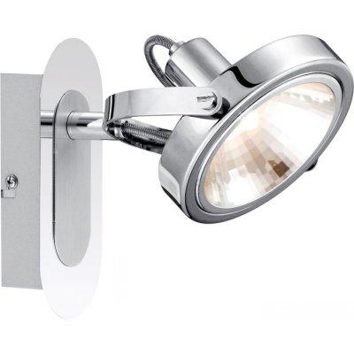 Светильник спот Globo 56452-1 KirogiОдиночные<br>Светильники-споты – это оригинальные изделия с современным дизайном. Они позволяют не ограничивать свою фантазию при выборе освещения для интерьера. Такие модели обеспечивают достаточно качественный свет. Благодаря компактным размерам Вы можете использовать несколько спотов для одного помещения.  Интернет-магазин «Светодом» предлагает необычный светильник-спот Globo 56452-1 по привлекательной цене. Эта модель станет отличным дополнением к люстре, выполненной в том же стиле. Перед оформлением заказа изучите характеристики изделия.  Купить светильник-спот Globo 56452-1 в нашем онлайн-магазине Вы можете либо с помощью формы на сайте, либо по указанным выше телефонам. Обратите внимание, что у нас склады не только в Москве и Екатеринбурге, но и других городах России.<br><br>S освещ. до, м2: 2<br>Тип лампы: галогенная / LED-светодиодная<br>Тип цоколя: G9<br>Количество ламп: 1<br>Ширина, мм: 140<br>MAX мощность ламп, Вт: 33<br>Высота, мм: 200<br>Цвет арматуры: серебристый