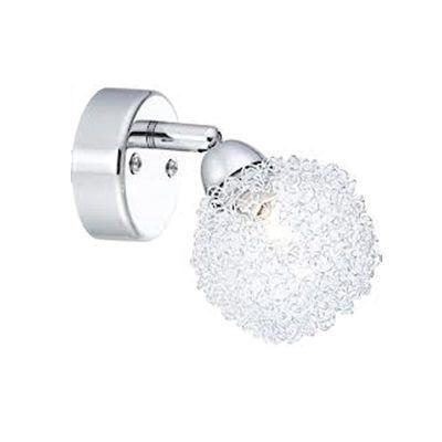 Светильник Globo 56624-1 OrinaОдиночные<br>Светильники-споты – это оригинальные изделия с современным дизайном. Они позволяют не ограничивать свою фантазию при выборе освещения для интерьера. Такие модели обеспечивают достаточно качественный свет. Благодаря компактным размерам Вы можете использовать несколько спотов для одного помещения.  Интернет-магазин «Светодом» предлагает необычный светильник-спот Globo 56624-1 по привлекательной цене. Эта модель станет отличным дополнением к люстре, выполненной в том же стиле. Перед оформлением заказа изучите характеристики изделия.  Купить светильник-спот Globo 56624-1 в нашем онлайн-магазине Вы можете либо с помощью формы на сайте, либо по указанным выше телефонам. Обратите внимание, что у нас склады не только в Москве и Екатеринбурге, но и других городах России.<br><br>S освещ. до, м2: 2<br>Тип лампы: галогенная / LED-светодиодная<br>Тип цоколя: G9<br>Количество ламп: 1<br>Ширина, мм: 80<br>MAX мощность ламп, Вт: 33<br>Диаметр, мм мм: 80<br>Длина, мм: 150<br>Расстояние от стены, мм: 150<br>Высота, мм: 80<br>Оттенок (цвет): белый<br>Цвет арматуры: серебристый