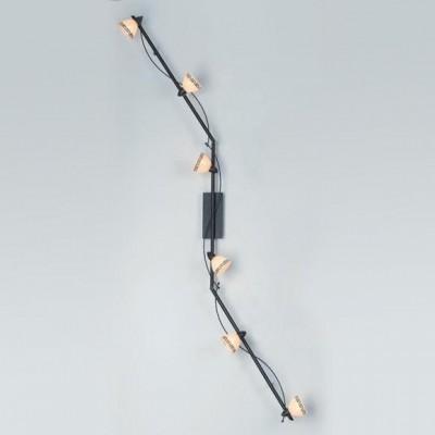Светильник Globo 5684-6 RomaБолее 5 ламп<br>Светильники-споты – это оригинальные изделия с современным дизайном. Они позволяют не ограничивать свою фантазию при выборе освещения для интерьера. Такие модели обеспечивают достаточно качественный свет. Благодаря компактным размерам Вы можете использовать несколько спотов для одного помещения.  Интернет-магазин «Светодом» предлагает необычный светильник-спот Globo 5684-6 по привлекательной цене. Эта модель станет отличным дополнением к люстре, выполненной в том же стиле. Перед оформлением заказа изучите характеристики изделия.  Купить светильник-спот Globo 5684-6 в нашем онлайн-магазине Вы можете либо с помощью формы на сайте, либо по указанным выше телефонам. Обратите внимание, что у нас склады не только в Москве и Екатеринбурге, но и других городах России.<br><br>S освещ. до, м2: 16<br>Тип лампы: галогенная<br>Тип цоколя: G9<br>Цвет арматуры: коричневый<br>Количество ламп: 6<br>Длина, мм: 1720<br>Высота, мм: 170<br>MAX мощность ламп, Вт: 33