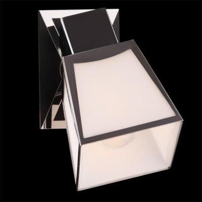 Светильник Евросвет 57021/1 хромОдиночные<br>Светильники-споты – это оригинальные изделия с современным дизайном. Они позволяют не ограничивать свою фантазию при выборе освещения для интерьера. Такие модели обеспечивают достаточно качественный свет. Благодаря компактным размерам Вы можете использовать несколько спотов для одного помещения.  Интернет-магазин «Светодом» предлагает необычный светильник-спот Евросвет 57021/1 по привлекательной цене. Эта модель станет отличным дополнением к люстре, выполненной в том же стиле. Перед оформлением заказа изучите характеристики изделия.  Купить светильник-спот Евросвет 57021/1 в нашем онлайн-магазине Вы можете либо с помощью формы на сайте, либо по указанным выше телефонам. Обратите внимание, что у нас склады не только в Москве и Екатеринбурге, но и других городах России.<br><br>S освещ. до, м2: 4<br>Тип лампы: накал-я - энергосбер-я<br>Тип цоколя: E14<br>Количество ламп: 1<br>Ширина, мм: 140<br>MAX мощность ламп, Вт: 60<br>Длина, мм: 100<br>Высота, мм: 140<br>Цвет арматуры: серебристый