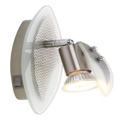 Светильник спот Globo 5724-1TLОдиночные<br>Светильники-споты – это оригинальные изделия с современным дизайном. Они позволяют не ограничивать свою фантазию при выборе освещения для интерьера. Такие модели обеспечивают достаточно качественный свет. Благодаря компактным размерам Вы можете использовать несколько спотов для одного помещения. <br>Интернет-магазин «Светодом» предлагает необычный светильник-спот Globo 5724-1TL по привлекательной цене. Эта модель станет отличным дополнением к люстре, выполненной в том же стиле. Перед оформлением заказа изучите характеристики изделия. <br>Купить светильник-спот Globo 5724-1TL в нашем онлайн-магазине Вы можете либо с помощью формы на сайте, либо по указанным выше телефонам. Обратите внимание, что у нас склады не только в Москве и Екатеринбурге, но и других городах России.<br><br>S освещ. до, м2: 3<br>Тип лампы: галогенная/LED<br>Тип цоколя: GU10<br>Ширина, мм: 40<br>Длина, мм: 110<br>MAX мощность ламп, Вт: 50