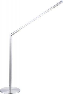 Светильник Globo 58153 OrionСветодиодные<br>Настольная лампа – это не просто источник дополнительного освещения, но и оригинальный элемент декора. Его можно установить в спальне, гостиной, кабинете и других комнатах. Интернет-магазин «Светодом» предлагает настольные лампы разных стилей по доступным ценам. Благодаря большому ассортименту Вы обязательно найдете в нашем каталоге именно ту модель, которую искали.   Настольная лампа Globo 58153 – прекрасный вариант для завершения интерьера. Ее можно включить одновременно с люстрой для более яркого освещения или без нее для создания уютной атмосферы, настраивающей на отдых.   Купить настольную лампу Globo 58153 Вы можете с помощью виртуальной «Корзины» или по контактным номерам, указанным на сайте.<br><br>Тип лампы: LED - светодиодная<br>Тип цоколя: LED<br>Количество ламп: 48<br>Ширина, мм: 140<br>MAX мощность ламп, Вт: 0,06<br>Длина, мм: 500<br>Высота, мм: 800<br>Цвет арматуры: серебристый