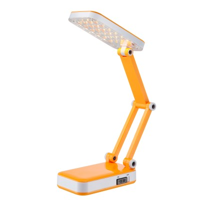Светильник Globo 58355Светодиодные<br>Настольная лампа – это не просто источник дополнительного освещения, но и оригинальный элемент декора. Его можно установить в спальне, гостиной, кабинете и других комнатах. Интернет-магазин «Светодом» предлагает настольные лампы разных стилей по доступным ценам. Благодаря большому ассортименту Вы обязательно найдете в нашем каталоге именно ту модель, которую искали. <br> Настольная лампа Globo 58355 – прекрасный вариант для завершения интерьера. Ее можно включить одновременно с люстрой для более яркого освещения или без нее для создания уютной атмосферы, настраивающей на отдых. <br> Купить настольную лампу Globo 58355 Вы можете с помощью виртуальной «Корзины» или по контактным номерам, указанным на сайте.<br><br>Тип лампы: LED<br>Тип цоколя: LED<br>Количество ламп: 1<br>Ширина, мм: 130<br>MAX мощность ламп, Вт: 2,5<br>Длина, мм: 75<br>Высота, мм: 370<br>Цвет арматуры: желтый
