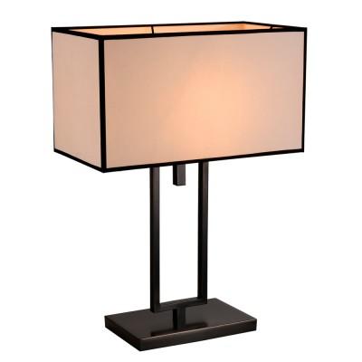 Светильник настольный Divinare 5933/01 TL-1Хай тек<br>Настольная лампа – это не просто источник дополнительного освещения, но и оригинальный элемент декора. Его можно установить в спальне, гостиной, кабинете и других комнатах. Интернет-магазин «Светодом» предлагает настольные лампы разных стилей по доступным ценам. Благодаря большому ассортименту Вы обязательно найдете в нашем каталоге именно ту модель, которую искали.   Настольная лампа Divinare 5933/01 TL-1 – прекрасный вариант для завершения интерьера. Ее можно включить одновременно с люстрой для более яркого освещения или без нее для создания уютной атмосферы, настраивающей на отдых.   Купить настольную лампу Divinare 5933/01 TL-1 Вы можете с помощью виртуальной «Корзины» или по контактным номерам, указанным на сайте.<br><br>Тип лампы: Накаливания / энергосбережения / светодиодная<br>Тип цоколя: E27<br>Цвет арматуры: коричневый<br>Количество ламп: 1<br>Диаметр, мм мм: 240<br>Длина, мм: 450<br>Высота, мм: 630<br>MAX мощность ламп, Вт: 40