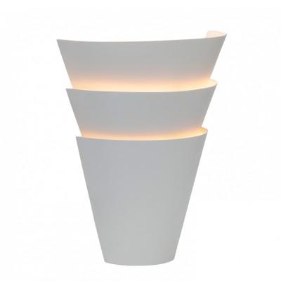 Светильник настенный Brilliant 59590/05 ShipСовременные<br><br><br>Тип лампы: Накаливания / энергосбережения / светодиодная<br>Тип цоколя: E14<br>Цвет арматуры: белый<br>Количество ламп: 1<br>Ширина, мм: 245<br>Расстояние от стены, мм: 125<br>Высота, мм: 305<br>MAX мощность ламп, Вт: 40