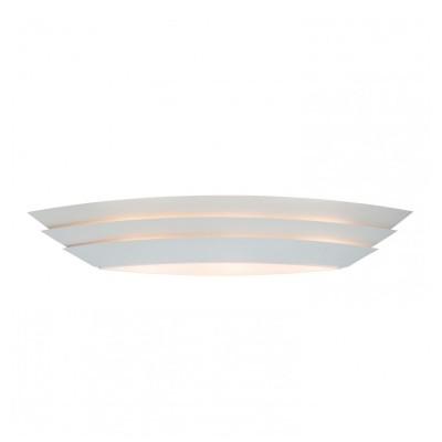 Светильник настенный Brilliant 59593/05 ShipХай-тек<br><br><br>Тип лампы: накал-я - энергосбер-я<br>Тип цоколя: E27<br>Цвет арматуры: белый<br>Количество ламп: 3<br>Ширина, мм: 980<br>Расстояние от стены, мм: 245<br>Высота, мм: 165<br>MAX мощность ламп, Вт: 40