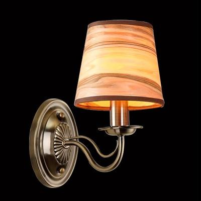 Светильник Евросвет 60027/1 античная бронзаСовременные<br><br><br>Тип лампы: Накаливания / энергосбережения / светодиодная<br>Тип цоколя: E14<br>Количество ламп: 1<br>Ширина, мм: 140<br>MAX мощность ламп, Вт: 40<br>Длина, мм: 260<br>Высота, мм: 235<br>Цвет арматуры: бронзовый