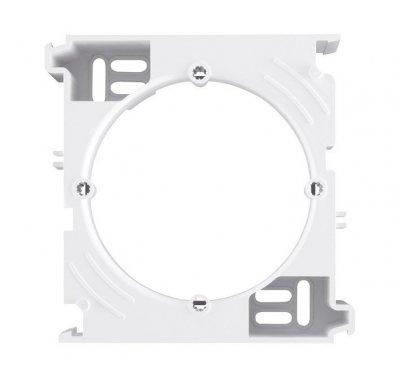 SE Sedna Бел Коробка для наружнего монтажа универсальная, исп. вместе с одиночной (SDN6100221)Sedna<br><br><br>Оттенок (цвет): белый
