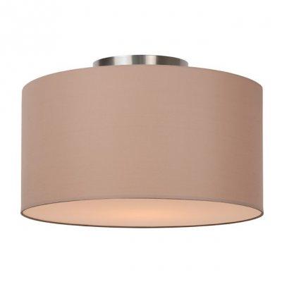 абажур Lucide 61013/45/41 CORALАбажуры<br><br><br>Тип лампы: накал-я - энергосбер-я<br>Тип цоколя: E27<br>Цвет арматуры: серо-коричневый<br>Количество ламп: 1<br>Диаметр, мм мм: 450<br>Высота, мм: 250<br>MAX мощность ламп, Вт: 24