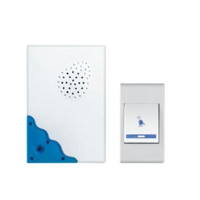 Беспроводной звонок Navigator 61 267 NDB-A-DC01-1V1-WHБеспроводные звонки на дверь<br>Звонок Navigator серии NDB современное беспроводное устройство подачи звукового и светового сигнала. Конструкция позволяет легко установить его в любом помещении или на загородном участке,быстро переместить при необходимости,настроить комфортную громкость и выбрать мелодию.<br>