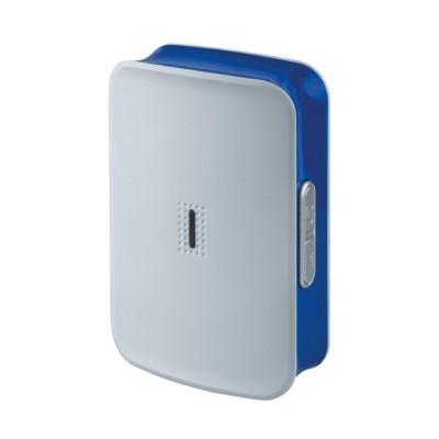 Беспроводной звонок Navigator 61 273 NDB-D-DC03-1V1-BБеспроводные звонки<br>Звонок Navigator серии NDB современное беспроводное устройство подачи звукового и светового сигнала. Конструкция позволяет легко установить его в любом помещении или на загородном участке,быстро переместить при необходимости,настроить комфортную громкость и выбрать мелодию.<br>