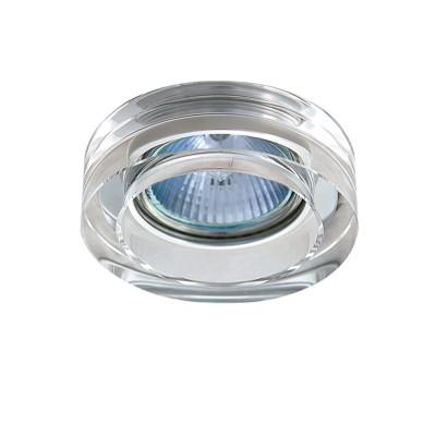 Lightstar LEI 6130 СветильникКруглые<br>Встраиваемые светильники – популярное осветительное оборудование, которое можно использовать в качестве основного источника или в дополнение к люстре. Они позволяют создать нужную атмосферу атмосферу и привнести в интерьер уют и комфорт. <br> Интернет-магазин «Светодом» предлагает стильный встраиваемый светильник Lightstar 6130. Данная модель достаточно универсальна, поэтому подойдет практически под любой интерьер. Перед покупкой не забудьте ознакомиться с техническими параметрами, чтобы узнать тип цоколя, площадь освещения и другие важные характеристики. <br> Приобрести встраиваемый светильник Lightstar 6130 в нашем онлайн-магазине Вы можете либо с помощью «Корзины», либо по контактным номерам. Мы развозим заказы по Москве, Екатеринбургу и остальным российским городам.<br><br>Тип лампы: галогенная/LED<br>Тип цоколя: MR16 / gu5.3 / GU10<br>Количество ламп: 1<br>Диаметр, мм мм: 80<br>Размеры: Диаметр вырезного отверстия<br>MAX мощность ламп, Вт: 50
