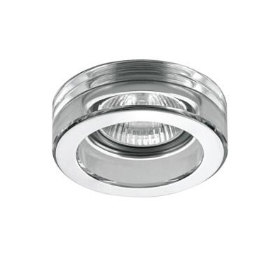 Lightstar LEI 6134 СветильникКруглые<br>Встраиваемые светильники – популярное осветительное оборудование, которое можно использовать в качестве основного источника или в дополнение к люстре. Они позволяют создать нужную атмосферу атмосферу и привнести в интерьер уют и комфорт. <br> Интернет-магазин «Светодом» предлагает стильный встраиваемый светильник Lightstar 6134. Данная модель достаточно универсальна, поэтому подойдет практически под любой интерьер. Перед покупкой не забудьте ознакомиться с техническими параметрами, чтобы узнать тип цоколя, площадь освещения и другие важные характеристики. <br> Приобрести встраиваемый светильник Lightstar 6134 в нашем онлайн-магазине Вы можете либо с помощью «Корзины», либо по контактным номерам. Мы развозим заказы по Москве, Екатеринбургу и остальным российским городам.<br><br>Тип лампы: галогенная/LED<br>Тип цоколя: MR16 / gu5.3 / GU10<br>Количество ламп: 1<br>Диаметр, мм мм: 80<br>Размеры: Диаметр вырезного отверстия<br>MAX мощность ламп, Вт: 50