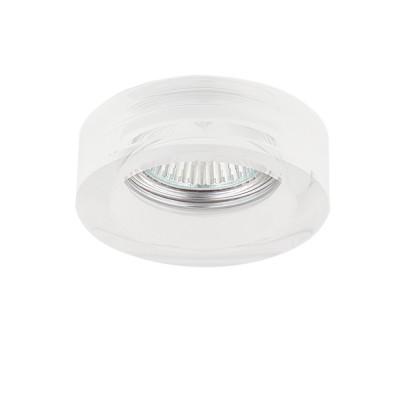 Lightstar LEI 6139 СветильникКруглые<br>Встраиваемые светильники – популярное осветительное оборудование, которое можно использовать в качестве основного источника или в дополнение к люстре. Они позволяют создать нужную атмосферу атмосферу и привнести в интерьер уют и комфорт. <br> Интернет-магазин «Светодом» предлагает стильный встраиваемый светильник Lightstar 6139. Данная модель достаточно универсальна, поэтому подойдет практически под любой интерьер. Перед покупкой не забудьте ознакомиться с техническими параметрами, чтобы узнать тип цоколя, площадь освещения и другие важные характеристики. <br> Приобрести встраиваемый светильник Lightstar 6139 в нашем онлайн-магазине Вы можете либо с помощью «Корзины», либо по контактным номерам. Мы развозим заказы по Москве, Екатеринбургу и остальным российским городам.<br><br>Тип лампы: галогенная/LED<br>Тип цоколя: Gu5.3/GU10<br>Количество ламп: 1<br>Диаметр, мм мм: 80<br>Размеры: D80 H25, встраиваемые размеры<br>Оттенок (цвет): матовый<br>MAX мощность ламп, Вт: 50