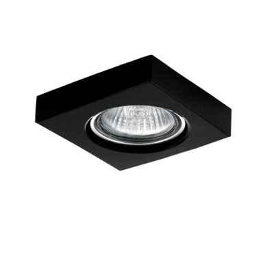Светильник Lightstar 6167 LUIТочечные светильники квадратные<br>Встраиваемые светильники – популярное осветительное оборудование, которое можно использовать в качестве основного источника или в дополнение к люстре. Они позволяют создать нужную атмосферу атмосферу и привнести в интерьер уют и комфорт. <br> Интернет-магазин «Светодом» предлагает стильный встраиваемый светильник Lightstar 6167. Данная модель достаточно универсальна, поэтому подойдет практически под любой интерьер. Перед покупкой не забудьте ознакомиться с техническими параметрами, чтобы узнать тип цоколя, площадь освещения и другие важные характеристики. <br> Приобрести встраиваемый светильник Lightstar 6167 в нашем онлайн-магазине Вы можете либо с помощью «Корзины», либо по контактным номерам. Мы развозим заказы по Москве, Екатеринбургу и остальным российским городам.<br><br>Тип лампы: галогенная/LED<br>Тип цоколя: Gu4<br>Цвет арматуры: черный<br>Количество ламп: 1<br>Размеры: W60 L60 H20, встраиваемые размеры<br>MAX мощность ламп, Вт: 50