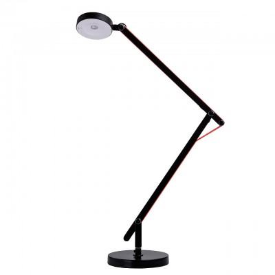 Mw light 631034101 СветильникСветодиодные<br><br><br>Цветовая t, К: 3000<br>Тип лампы: LED<br>Цвет арматуры: черный<br>Ширина, мм: 180<br>Длина, мм: 580<br>Высота, мм: 930<br>MAX мощность ламп, Вт: 5