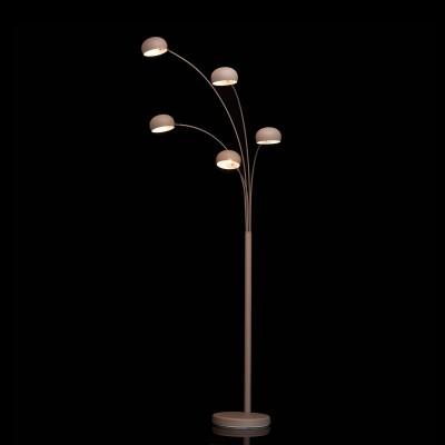 Mw light 632044605 Светильниксовременные торшеры<br><br><br>Тип лампы: галогенная/LED<br>Тип цоколя: G9<br>Количество ламп: 5<br>Ширина, мм: 300<br>Длина, мм: 800<br>Высота, мм: 2070<br>MAX мощность ламп, Вт: 28