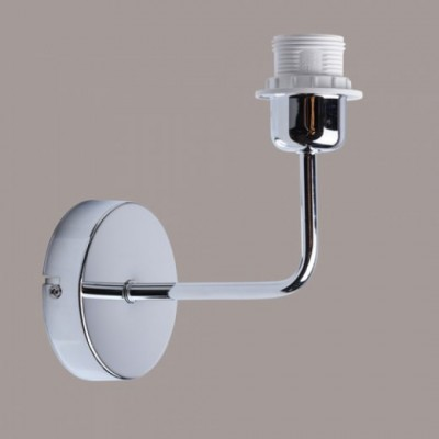 Светильник De markt 634020701Модерн<br><br><br>Тип лампы: Накаливания / энергосбережения / светодиодная<br>Тип цоколя: E27<br>Количество ламп: 1<br>Ширина, мм: 100<br>MAX мощность ламп, Вт: 60<br>Длина, мм: 200<br>Высота, мм: 150<br>Цвет арматуры: серебристый