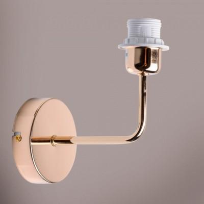 Светильник De markt 634021001Современные<br><br><br>Тип лампы: Накаливания / энергосбережения / светодиодная<br>Тип цоколя: E27<br>Количество ламп: 1<br>Ширина, мм: 100<br>MAX мощность ламп, Вт: 60<br>Длина, мм: 200<br>Высота, мм: 150<br>Цвет арматуры: бронзовый