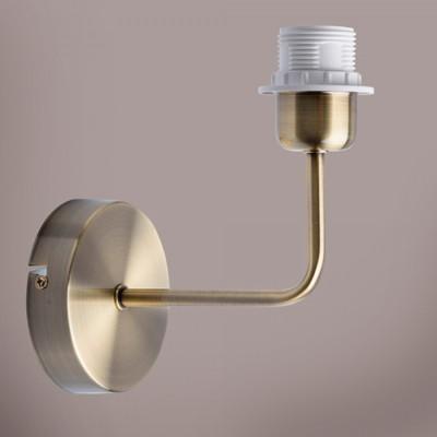 Светильник De markt 634021301Современные<br><br><br>Тип лампы: Накаливания / энергосбережения / светодиодная<br>Тип цоколя: E27<br>Цвет арматуры: латунь<br>Ширина, мм: 100<br>Длина, мм: 200<br>Высота, мм: 150<br>MAX мощность ламп, Вт: 60