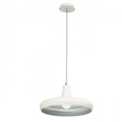 Люстра Mw light 636010101 Раундодиночные подвесные светильники<br>Описание модели 636010101: Яркая и оригинальная лампа из коллекции Раунд выполнена для освещения и украшения современных пространств, выполненных в духе минимализма. Смелый дизайн светильника представлен металлическим плафоном с контрастно-окрашенными внешней и внутренней поверхностями, и ярко выделяющимся проводом, регулируемым по высоте. Энергосберегающая лампа прослужит долго и осветит пространство интерьера или зоны площадью до 3 кв.м.<br><br>S освещ. до, м2: 5<br>Крепление: Планка<br>Тип лампы: накаливания / энергосбережения / LED-светодиодная<br>Тип цоколя: E27<br>Цвет арматуры: белый<br>Количество ламп: 1<br>Диаметр, мм мм: 310<br>Длина цепи/провода, мм: 1100<br>Высота, мм: 1360<br>Поверхность арматуры: матовый<br>MAX мощность ламп, Вт: 40<br>Общая мощность, Вт: 40